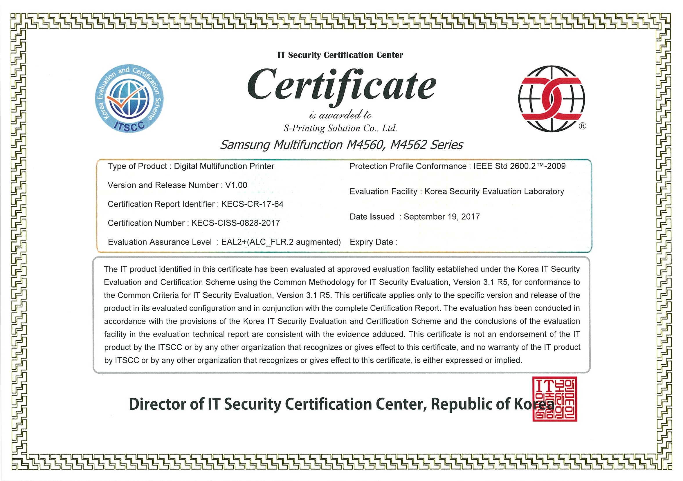 Certified Products : New CC Portal